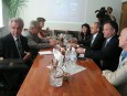 Председателят на Търговско-промишлената палата на Руската федерация Евгений Примаков се срещна с членовете на Изпълнитеlния съвет на БТПП