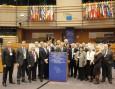 Българска делегация участва в Европейския парламент на предприятията